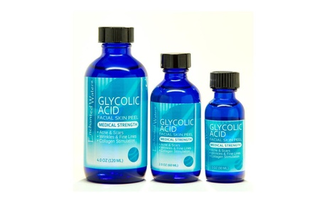 GLYCOLIC ACID Chemical Peel Kit Medical Grade