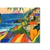 Manor Shadian Mapli Maui Canvas Print