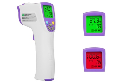 iMounTEK Digital Infrared Non-Contact Forehead Thermometer