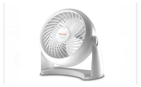 Kaz Honeywell Tabletop Air-Circulator Fan, White 9e97c694-6489-4d15-8b95-b57130452731