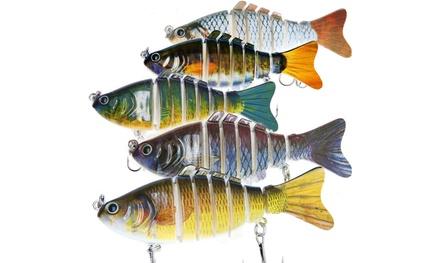 Fishing Lures for Bass Swimbaits Bass Slow Sinking Hard Lure Fishing Tackle Kits
