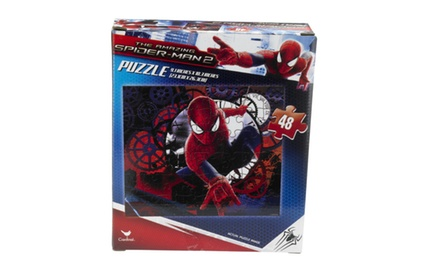 The Amazing Spider-Man Or TMNT Puzzles