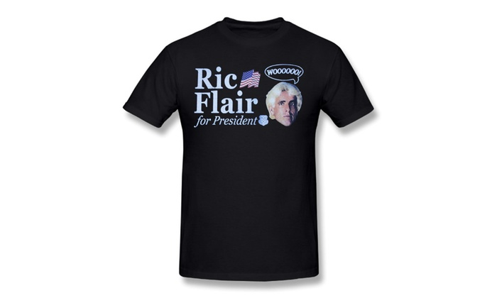 f62e7c0283c WWE Ric Flair For President T-shirt