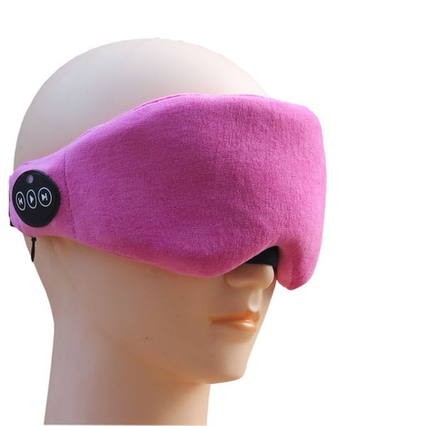 03d3f7764ff Up To 70% Off on Wireless BT Eye Mask | Groupon Goods