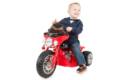 Ride on Toy, 3 Wheel Mini Motorcycle Trike for Kids by Lil' Rider 582d1773-198e-44db-98c0-dd84fba61c1c