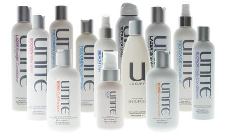 Unite 7 Seconds Detangler, Shampoo, Blonda, Boosta Spray, or U Oil