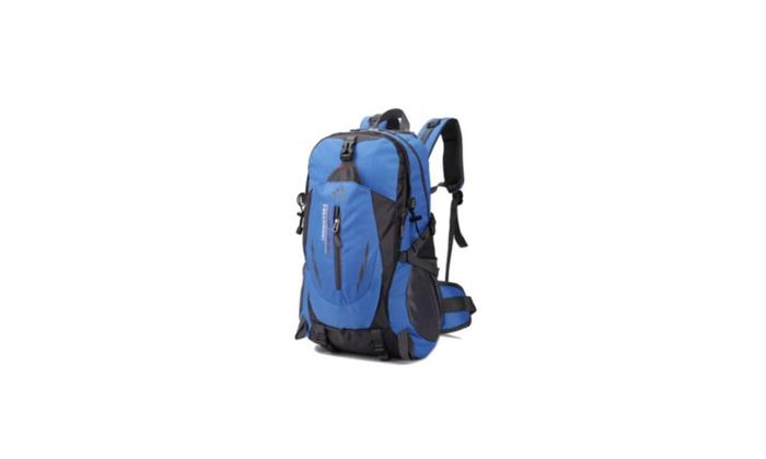 New Hiking Camping Waterproof Travel Luggage Rucksack Backpack Bag