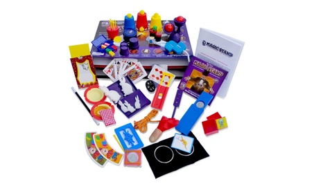 Kids Magic Set + Chest + DVD. Hundreds of Tricks, Most Exciting Items. e9595b23-880e-4be5-b687-19f46b04d4d7