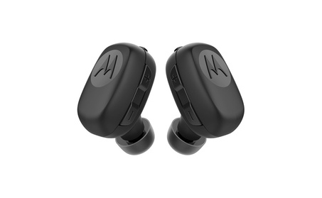 Motorola Stream - True Wireless Earbuds with Charging Case
