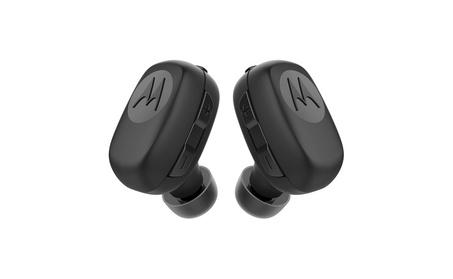 Motorola Stream - True Wireless Earbuds with Charging Case
