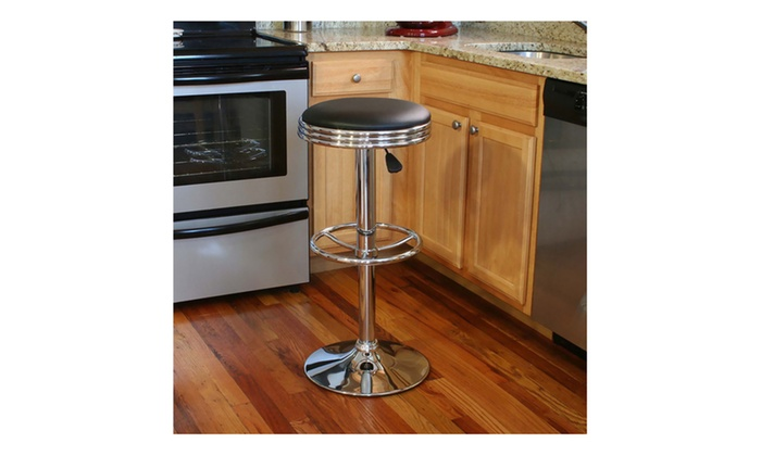 Enjoyable Amerihome Seating Accessories Soda Fountain Style Bar Stool Alphanode Cool Chair Designs And Ideas Alphanodeonline