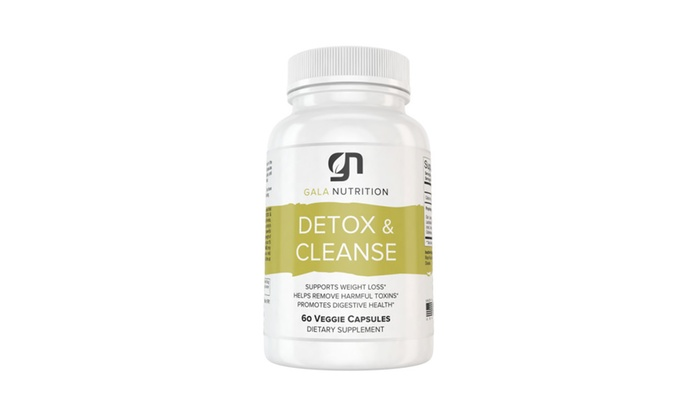 Gala Nutrition: Detox and cleanse to support weight loss and digestive health