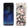 Insten Painted Flowers Glassy SPOTS TPU Case For Samsung Galaxy S8