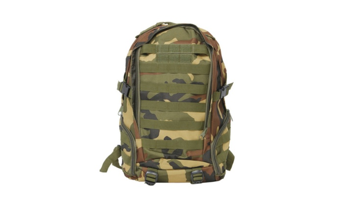 Camping Bag 35L Outdoor Military Tactical Backpack Trekking Hiking Bag
