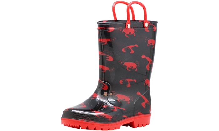 rain boots for infants