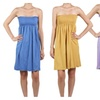 Sundress Smocked Beach Short Dress
