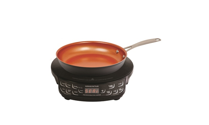 Induction Cooking Temperature Settings ~ Nuwave induction cooktop temp setting includes quot fry
