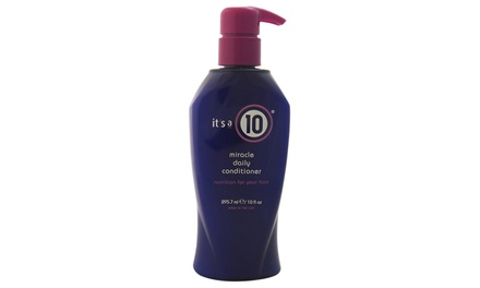 It's a 10 Miracle Daily Conditioner (10 or 33.8 Fl. Oz.)