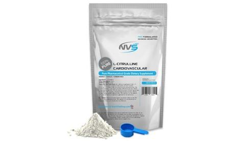 100% Instantized L-Citrulline Free Form Amino Acid Cardiovascular, 1.1