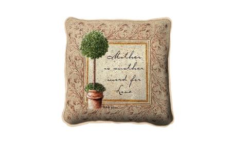 Pure Country Weavers Home Decor Jacquard woven style Pillow f95cfbce-894f-4344-8f8a-52314bd5de29