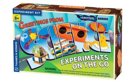 Thames & Kosmos Science Experiments On the Go 93e3a490-d161-480a-a7d1-13eebc2288f1