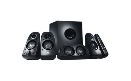 Logitech Z506 5.1 Channel Surround Sound Speaker System 2a306c58-0d7a-4501-9a1f-f0607add222d