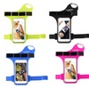 Phone Wrist Bag Outdoor Sport Wristband Pouch Cell Phone Forearm Pack