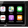 JVC 2-DIN Car Stereo Digital Media Receiver w/ Bluetooth - KW-M740BT