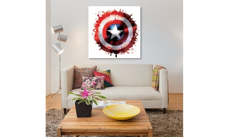 Captain's America Shield by Marvel Comics 99d8e601-2a22-46be-a743-9bb294636f15