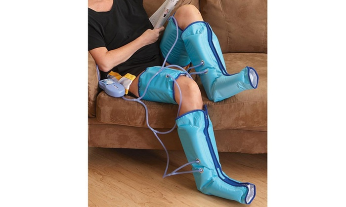 af77ddd881 New Massage Air Compression Feet, Leg, Calf Thigh Massager System ...