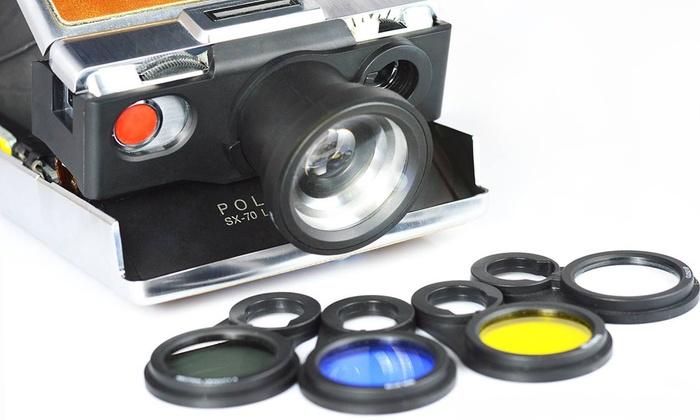 eac43091c3 Mint Lens Set for Polaroid SX-70 Camera | Groupon