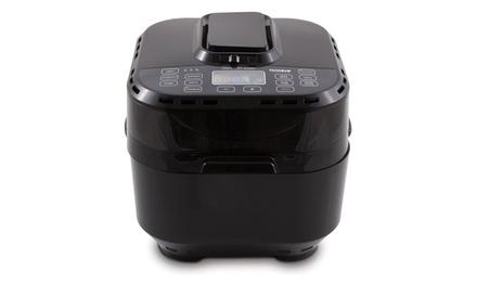 NuWave Brio Digital Air Fryer (10 qt, Black) Was: $199 Now: $149.95.