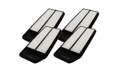4 Rigid Panel Air Filters Fit Acura & Honda Part # A25503 & CA9564 974848f7-42ad-403e-863d-47a7ff094c30