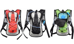 Multipurpose Hydration Backpack