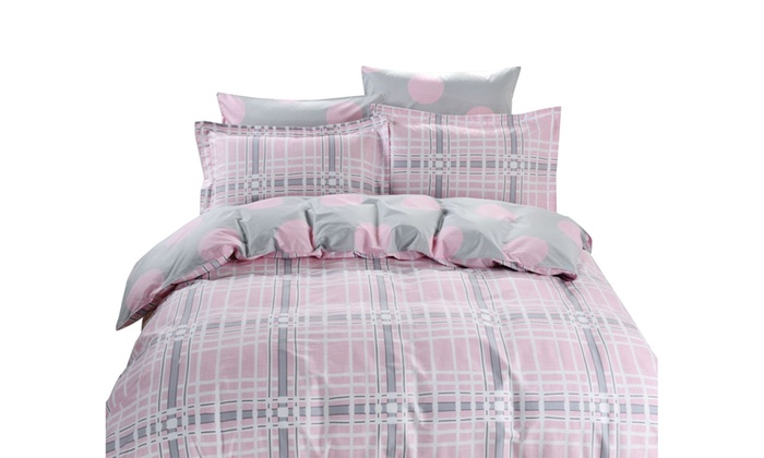 Dolce Mela Duvet Cover Sheets Set For Astypalaia Bedding
