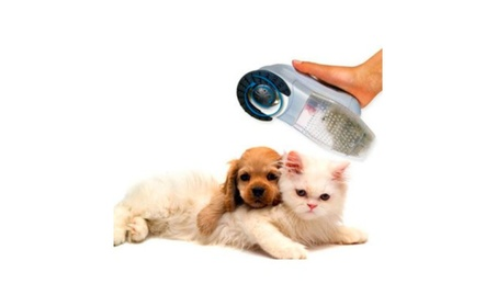 Grooming Cat Dog Brush Comb Hair Remover Shedding Vacuum Massage 62c22c0c-f9ae-43e8-ae5a-1e682ecdc4e9