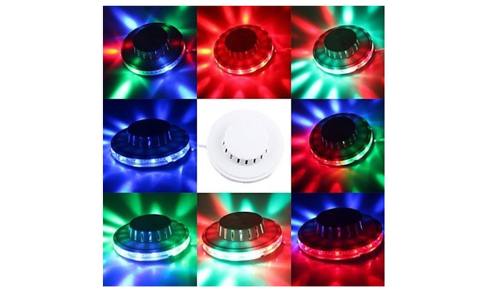 Sunflower 48LED RGB Stage Lighting Bar Party Disco Light Effect Sound