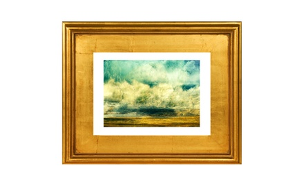 Beach Love - Framed fine art