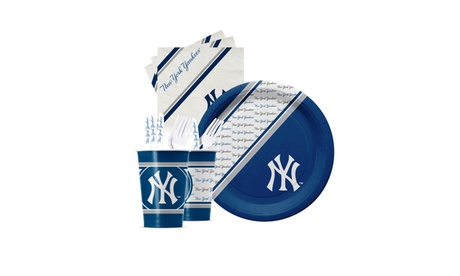 MLB Party Pack 20-Person Place Setting Set d6d5e94b-9e97-4d31-8169-f095e55cb33d