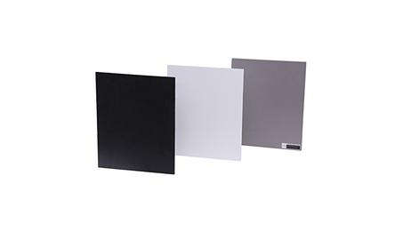 """Movo 18% Gray Black White Balance Card Set for Photography 8"""" x 10 cf3367e1-91fb-4e0c-b45b-1bfcaeeda1af"""