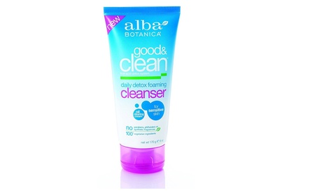 Good and Clean Daily Detox Foaming Cleanser, 6 Ounce e785c16a-7f1b-4afb-bfc5-b02095dc6f96