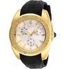Invicta Women's 28489 Angel Quartz 3 Hand White Dial Watch