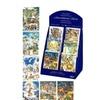 """Alexander Taron Advent Card Assortment (Boy of 60) - 6.5""""H x 4.75""""W x .1""""D"""