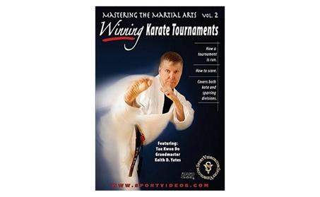 Mastering the Martial Arts Vol. 2 DVD