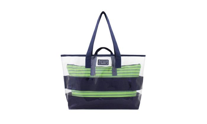 Jacki Design Felicita 2 Piece Tote Bag Set