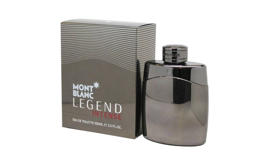 Up To 65 Off On Mont Blanc Legend Intense Pr Groupon Goods