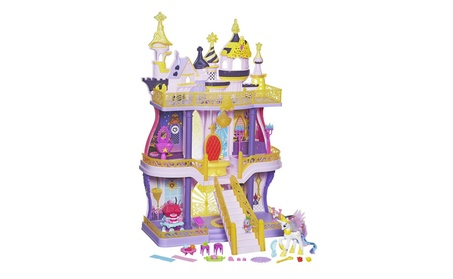 My Little Pony Friendship Magic Canterlot Castle e268db8e-81fd-4c78-9886-0c2d8f3d0cf4