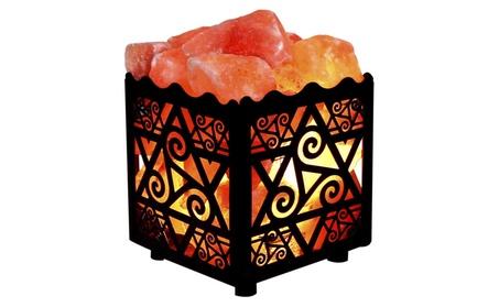 Crystal Decor Natural Himalayan Salt Lamp e71c9c9f-b225-40d5-ba6c-2af7f31d2acb