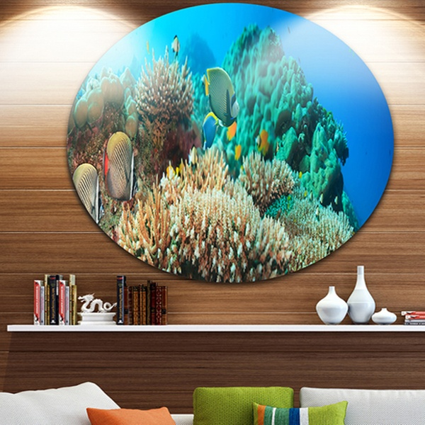 Up To 7 Off On Underwater Panorama Disc Pho Groupon Goods