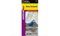 National Geographic Maps AD00003500 New Zealand Map